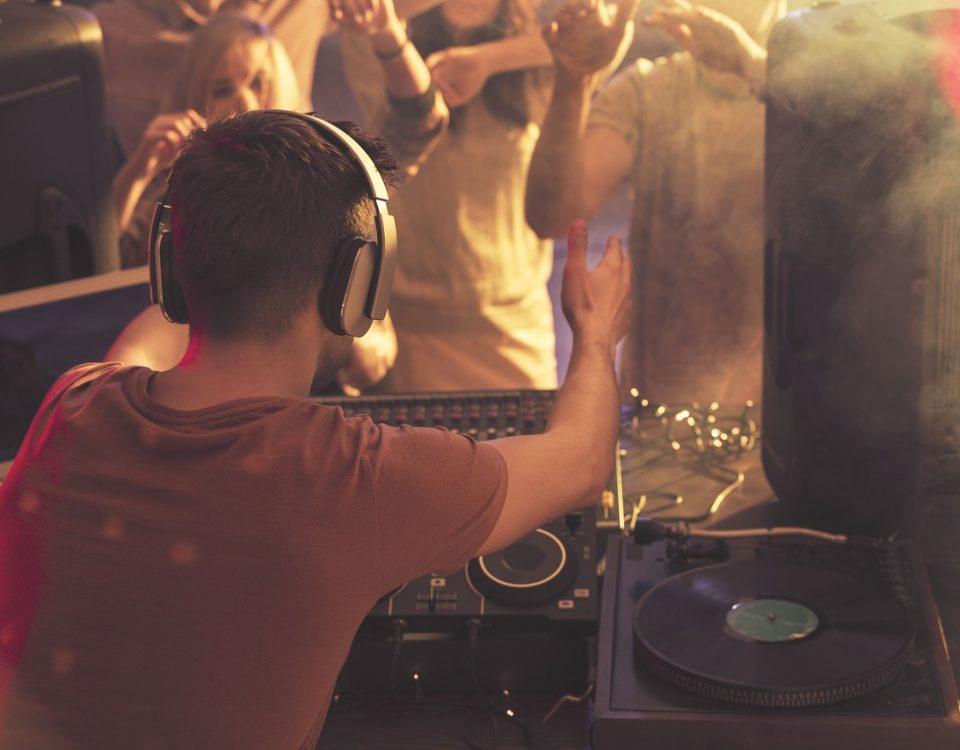 DJ à Saint-Raphaël
