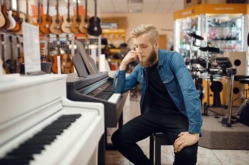 le bon piano chez Pianos Millot